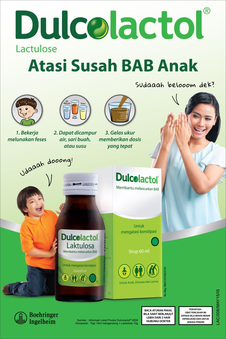 Dulcolatol Poster